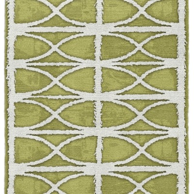 Loop Grids | Lemon Grass | 3'x5'