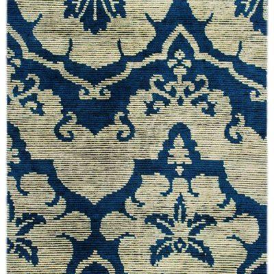 Ottoman | Navy Blue | 6'x9'