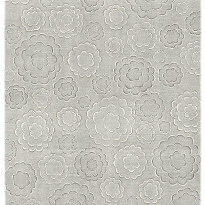 Soft Burst | Silver | 6'x9'